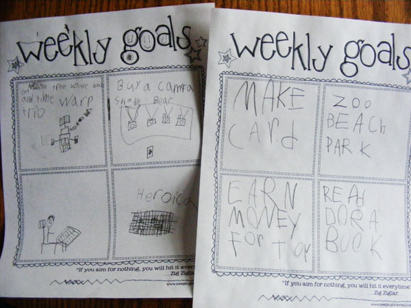 weekly-goals-for-kids