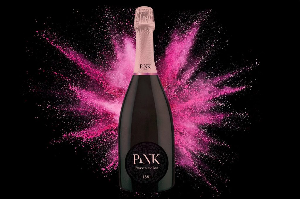 Our latest Food & Drink PR success saw us help open the first rosé Prosecco brand to hit the UK, Pink Prosecco.