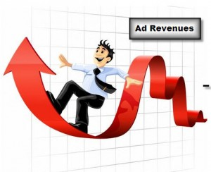 UK ad revenues are forecast to grow in 2010